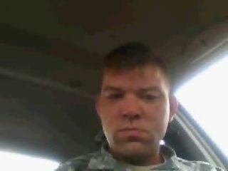 Nicholas G Sims of Fort Leonard Wood, MO US ARMY MASTURBATION IN PUBLIC