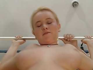BUSTY TEEN BANGED IN THE SHOWER