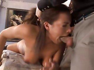 Hard Gagging and Throat fuck