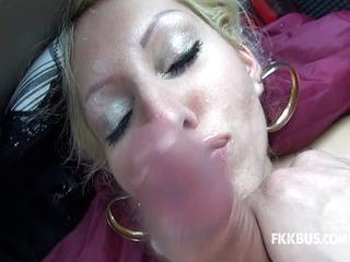 Sex Bus Cumshots 2