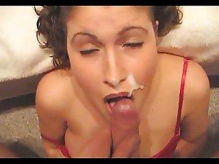 Amateur Wife Facial Cumpilation DD1 - SCR