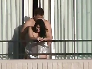 BALCONY SEX