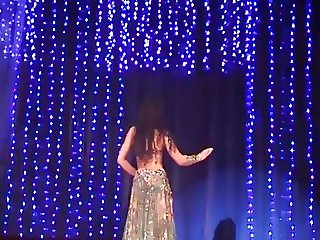 Alla Kushnir sexy belly Dance part 76