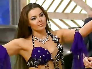 Alla Kushnir sexy belly Dance part 82