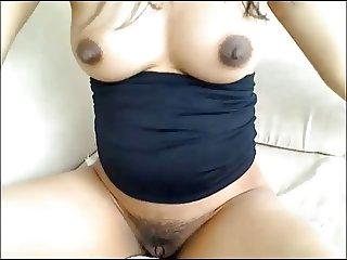 Sandra - Pregnant Latina Compilation