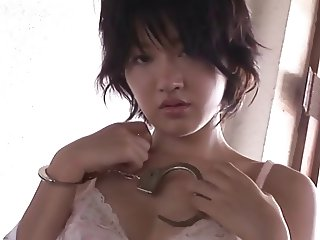 Asian Teen all Handcuffed Pure non - nude
