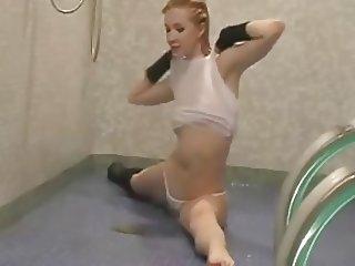 Flexible Shower Blonde - Ameman