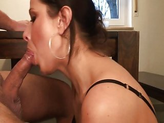 My first Deepthroat