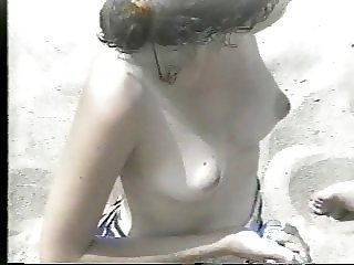 Teen  Beach puffy nipples