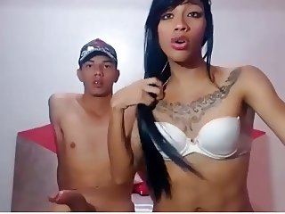 Asians On Webcam