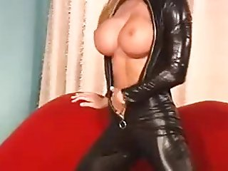 ashley catsuit