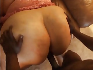 BBW Freak Taking BBC