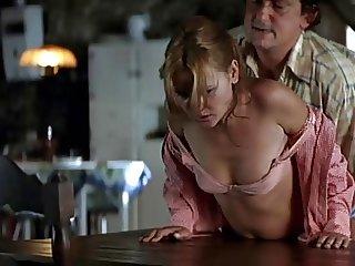 Virginie Ledoyen nude in spanish film
