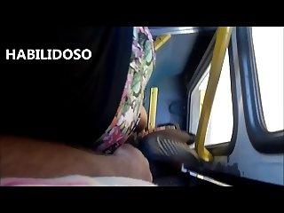 SENTINDO A BUNDINHA - TOUCH IN BUS