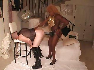 Powerful mistress