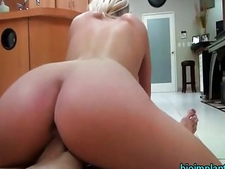 Hot blonde female dentist fucking