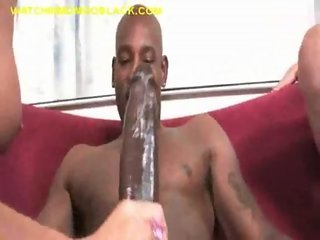 Mom and Daughter Riding Black Cock