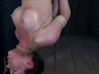 cute redhead tortured 1