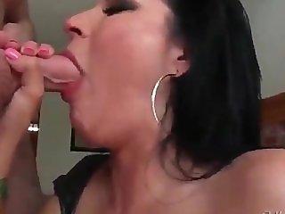 Hot girls sucking acock and ball