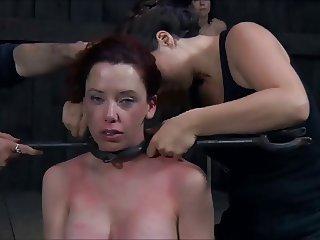 cute redhead tortured 2