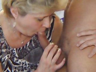 GRANNY sex power! #2