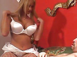 Big Tit Blonde Nurse Pussy Pounding