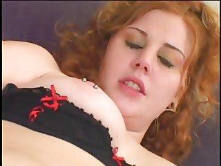 Cherry Poppens - True redhead hairy pussy