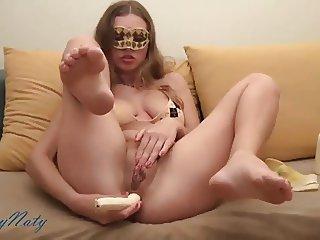 anal banana