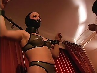Dominatrix escort bondage