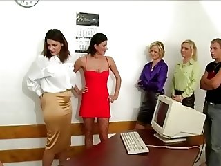 Satin Blouse Sevensome