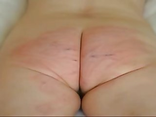 wife slave whipped very hard and crying