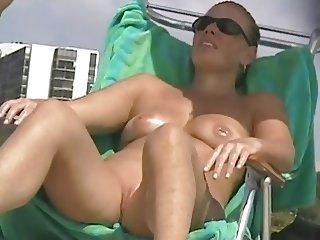 Nude Beach - Spread 'em