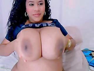 Pregnant tits