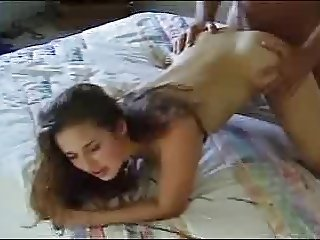 Cheyenne and NOT her Dad Anal