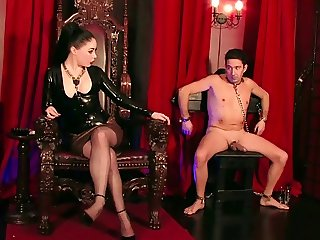 Lady Sophia Black - A Very Strict Mistress