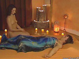 Handjob From Oriental Heaven