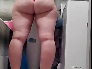 pawg wife  hidden ass