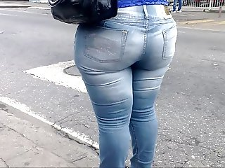 The Biggest Ass In The World