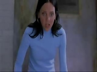 Scary Movie 2 - Masturbation scene.