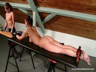 Silvia Sin Forced Orgasm