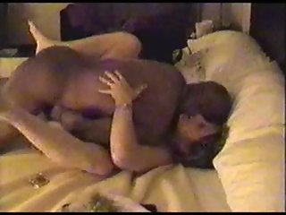 Cheating wife forces cuckold husband to watch her taking huge black cock