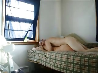 Amateur booty screaming