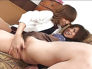Japanese Lesbians 3(Nurses, Doctor and First time friends)