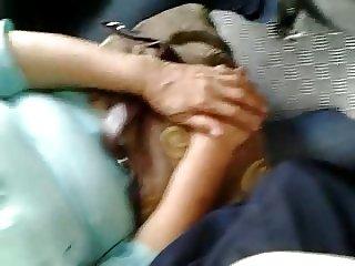 Encoxada-Touching mature women bus 1