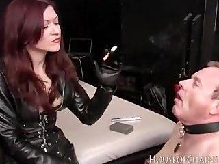 femdom leather smk