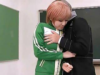 Persona 4 Cosplay - Chie Satonaka