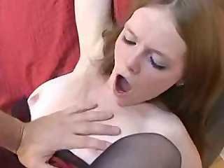 Teen Gets A Big Dick
