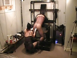 getting jerked off while having butt plug in my tight hole