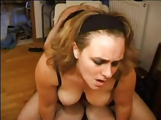 FRENCH CASTING n59 blonde hairy anal mom mature milf young