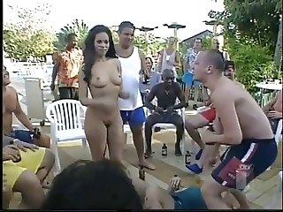 Jamaican Stripper Face Sitter - Ameman